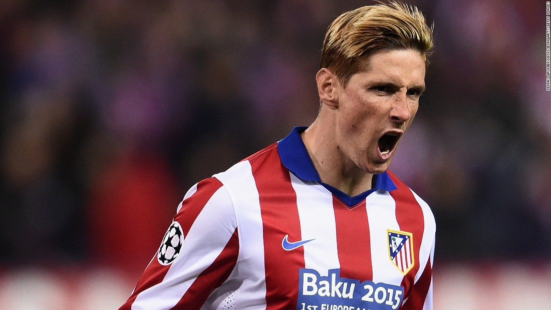 He's played for some of Europe's biggest clubs, but now Fernando Torres is back with the team where he established a reputation as one of the world's most feared strikers.