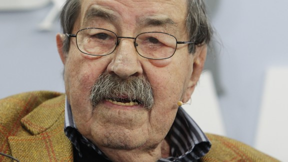 "Nobel literature laureate Gunter Grass, best known for his novel ""The Tin Drum,"" has died, his publisher said April 13. He was 87."
