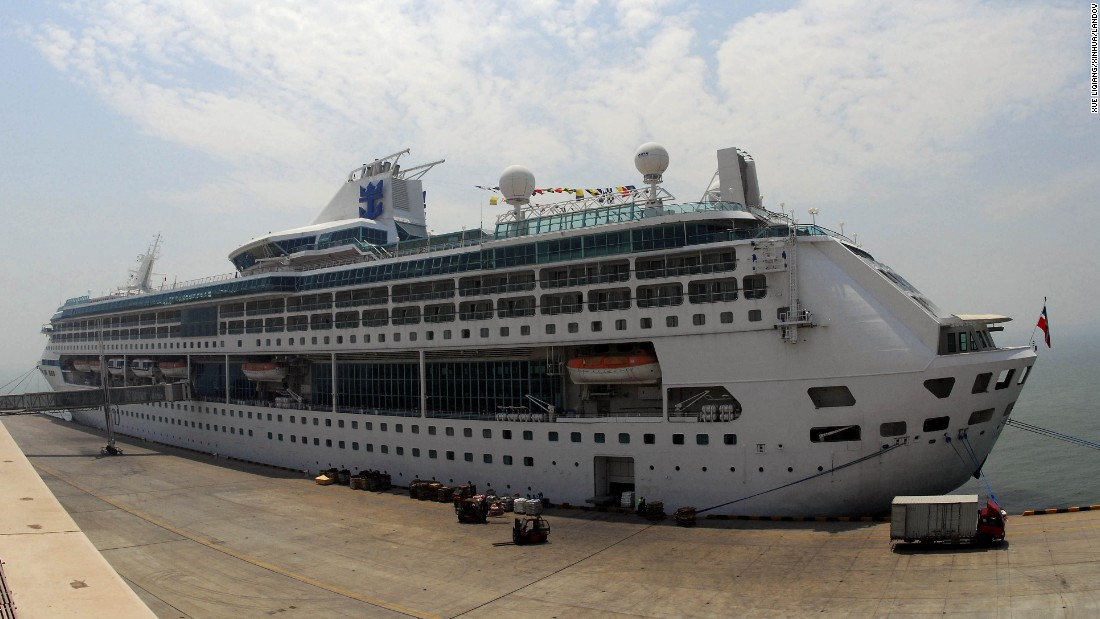 Royal Caribbean Ship Catches Fire In Mediterranean Cnn