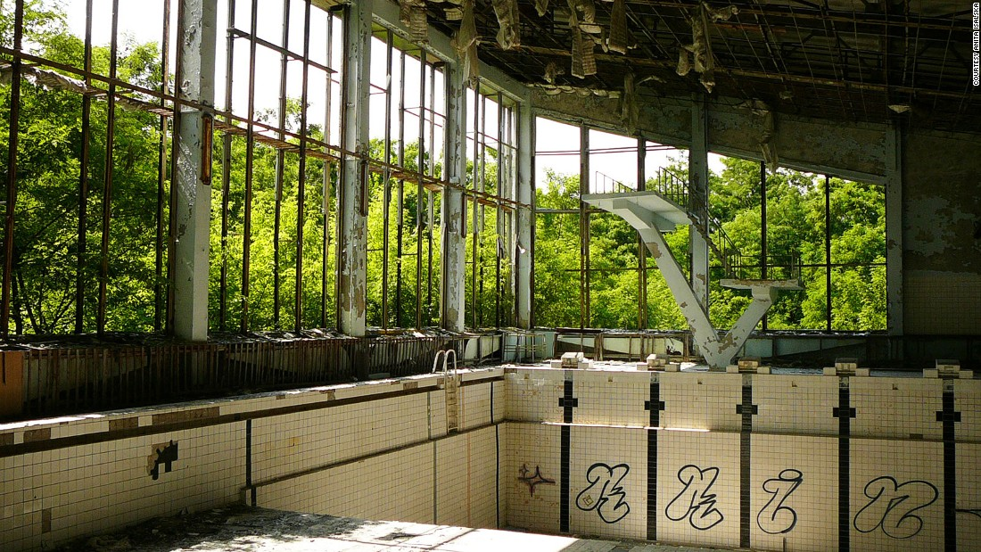 Chernobyl Site Of Nuclear Disaster Now A Tourist Zone Cnn Travel