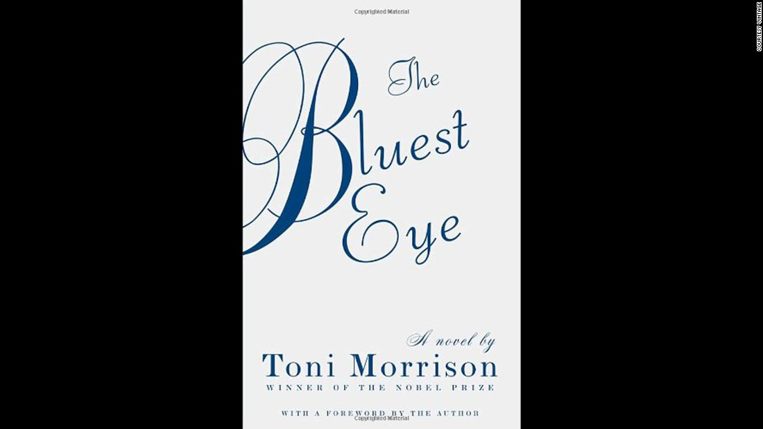 "Toni Morrison's first novel, ""The Bluest Eye,"" wound up on the list again due to complaints about its depictions of racism, sex and violence. It was published in 1970."