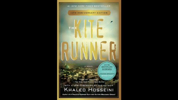 """The sweeping historical novel """"The Kite Runner"""" is often challenged for reasons of offensive language and violence, the association says."""