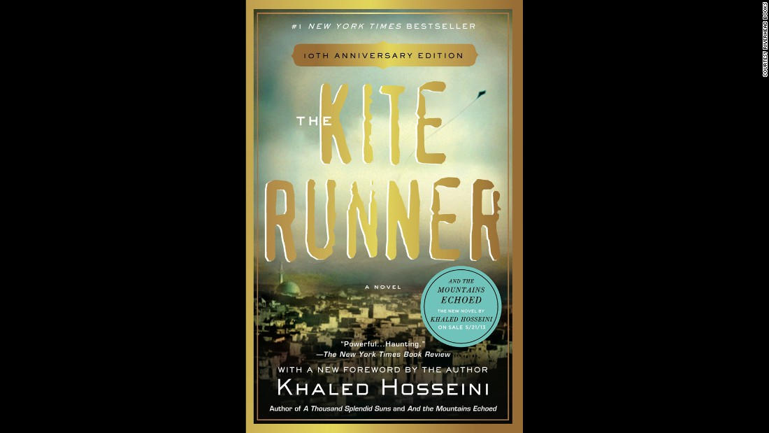 "The sweeping historical novel ""The Kite Runner"" is often challenged for reasons of offensive language and violence, the association says."