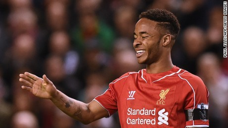 Then-Liverpool midfielder Raheem Sterling earned the opprobrium of supporters ahead of his messy transfer to Man City.