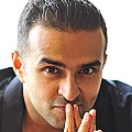 Ashish Thakkar Blue Blazer Mara Group
