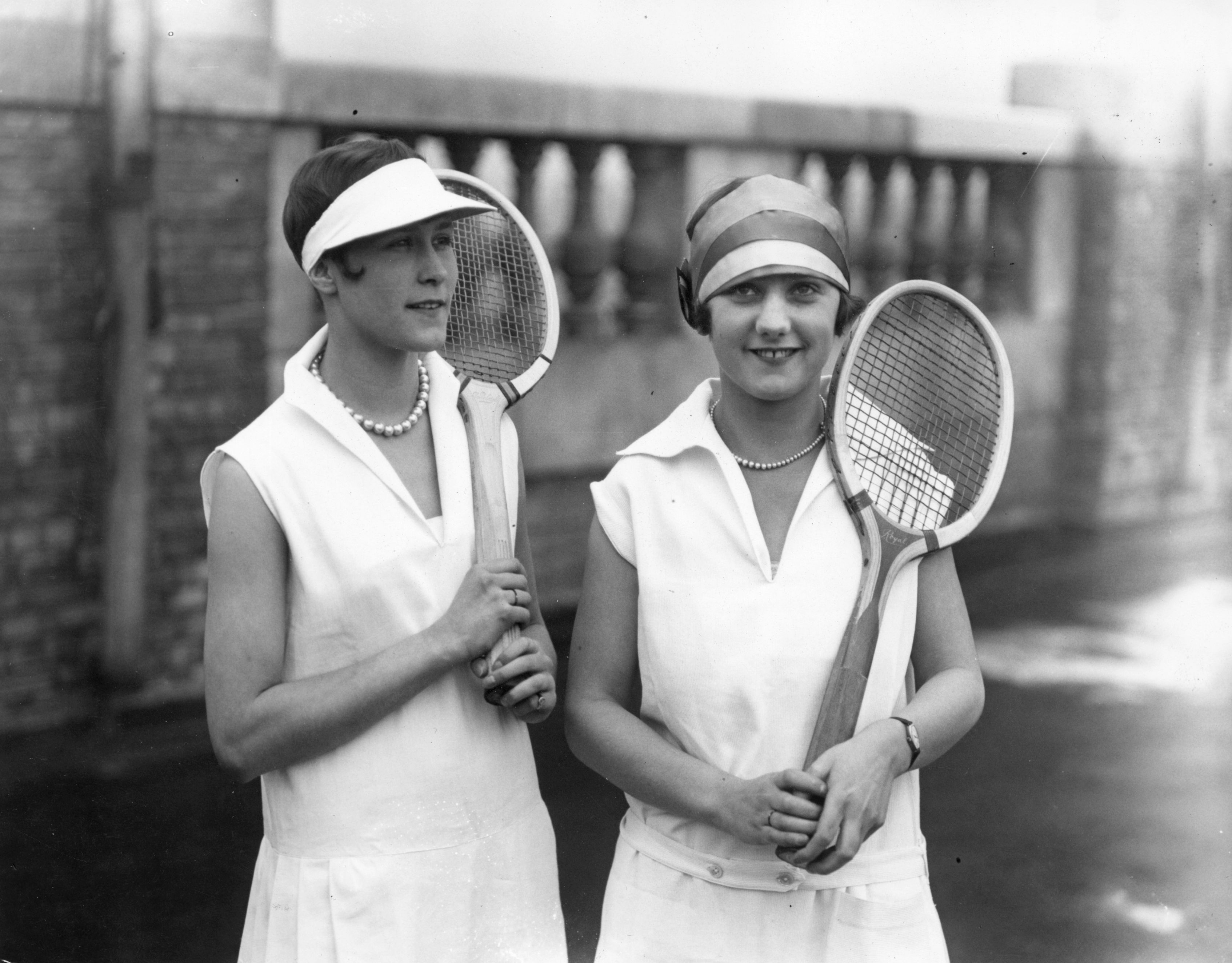 French Open Tennis Fashion Has Come A Long Way In The Last Century