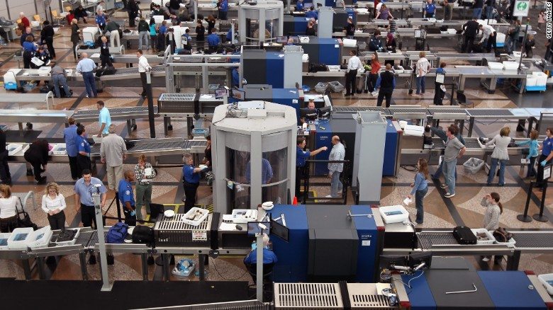 TSA failed 95% of airport security tests