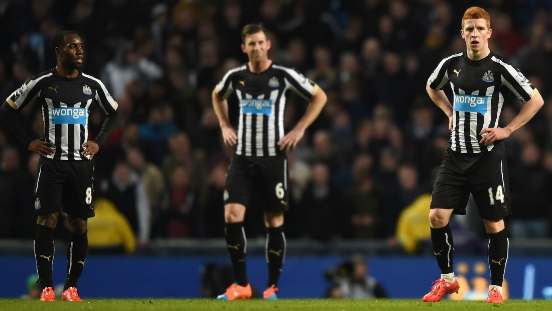 Newcastle's season lurches from one disappointment to the next, the latest coming on Monday courtesy of a 2-0 defeat at Liverpool.