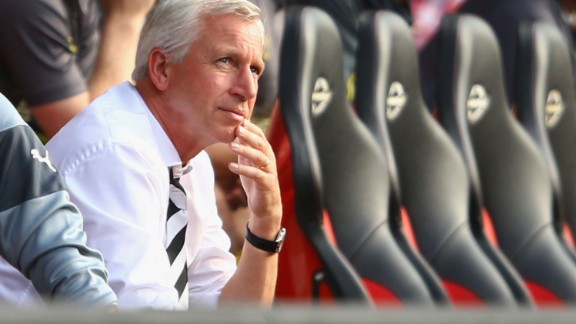 Pardew was not a popular manager after replacing Chris Hughton in December 2010. Under him Newcastle did finish fifth in the 2011-12 season but it narrowly avoided relegation the following season. Pardew's decision to swap Newcastle for Crystal Palace, a smaller club in the English Premier League, also prompted fans to questions the club's ambition.