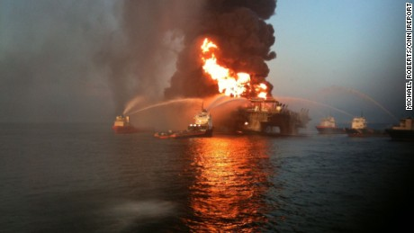 remembering the night deepwater horizon caught fire cnn