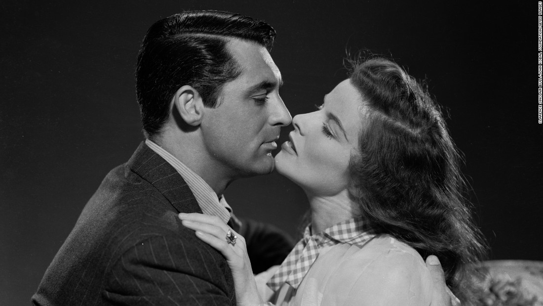 "<strong>Cary Grant and Katherine Hepburn, anyone?</strong> ""'The Philadelphia Story' -- the comedy of remarriage to the same person -- contains in it a greater affirmation of the good than the comedy of first-time-around does,"" says Potkay. ""It involves not just union but reunion: the conscious affirmation of a union."""