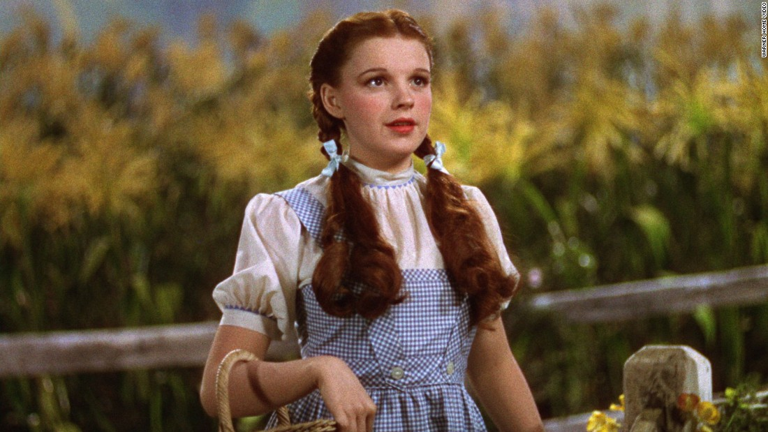 "<strong>Who doesn't love ""The Wizard of Oz""?</strong> Potkay says we adore the 1939 film starring Judy Garland because it uses the standard, medieval romance form: ""You look for something in the outer world, and realize it was inside you all along.  And what's outside doesn't matter so much."""