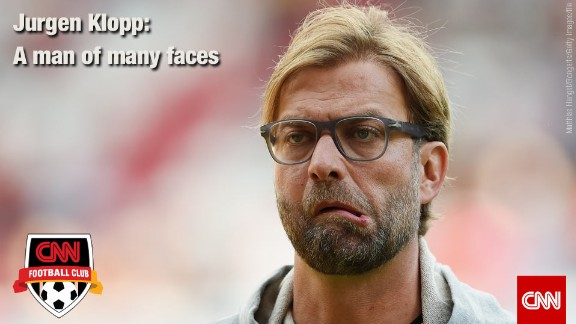 Jurgen Klopp ended his seven year stay at Borussia Dortmund earlier in the year to take time away from the sport. He has since become soccer's most wanted man and he has emerged as first choice for the vacant Liverpool job. The Anfield club sacked Brendan Rodgers on Sunday after winning only four out of 11 games this season.   Never shy in expressing himself, we explore the many faces of this charismatic coach.