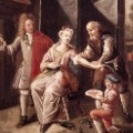 bloodletting painting