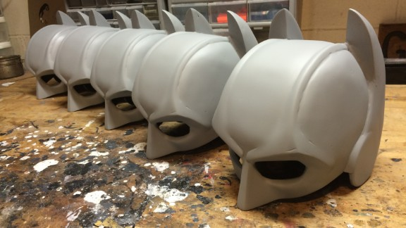 Gordon has refined the process and is now manufacturing cowls for online sale.