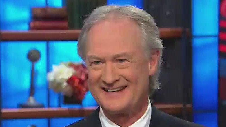 Newday Chafee interview running _00010329