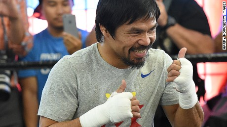 Ready to Rumble: Mayweather & Pacquiao up the ante