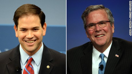 Bush Advisor: Not worried about Rubio leading in polls