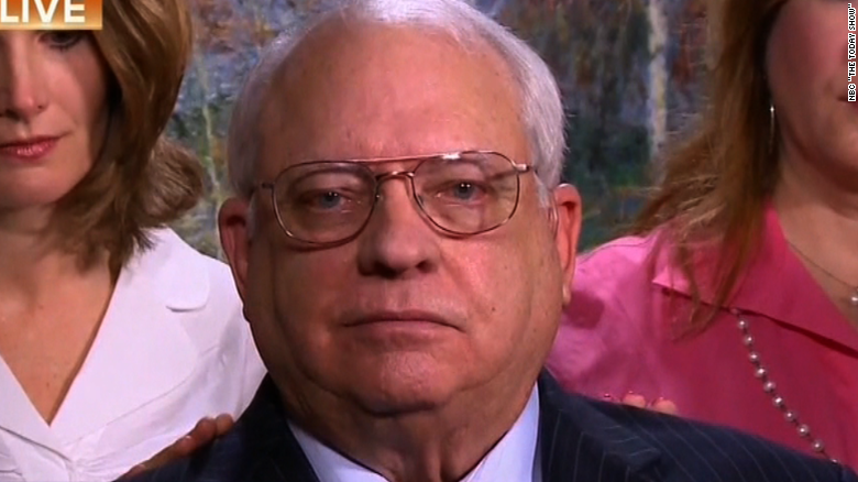 Robert Bates speaks about shooting for first time
