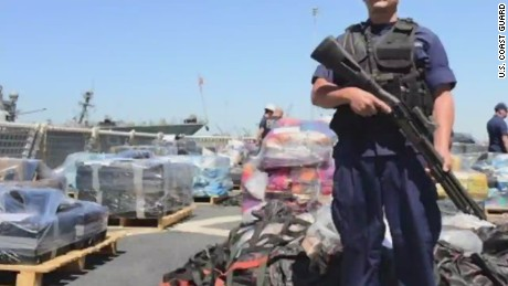 66c12a727c U.S. Coast Guard seizes  424 million worth of cocaine. sot nr synthetic drug  bust ...