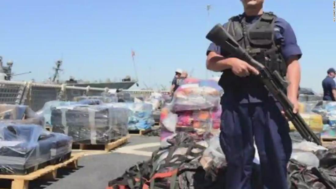 Australian police seize millions in cocaine - CNN Video