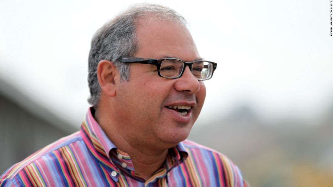 Egyptian-American Ahmed Zayat, owner of favorite American Pharoah, has three horses racing in this year's Kentucky Derby.  His horses have finished runner-up three times in the past.