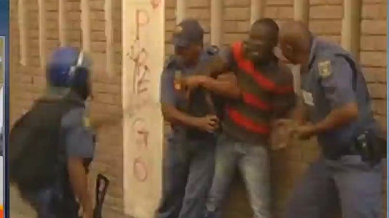 Anti-immigrant violence spreads in South Africa