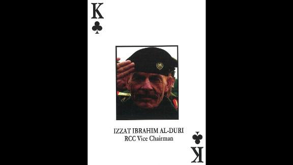 Izzat Ibrahim al-Douri Revolutionary Command Council vice chairman / Northern Region commander / Deputy secretary general, Ba