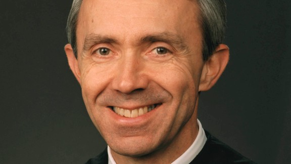 (FILE PHOTO) This undated file photo shows Justice David H. Souter of the Supreme Court of the United States in Washington, DC. (Photo by Liaison)