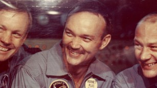Michael Collins, Apollo 11 astronaut, has died at age 90 150418204043-fast-facts-michael-collins-medium-plus-169