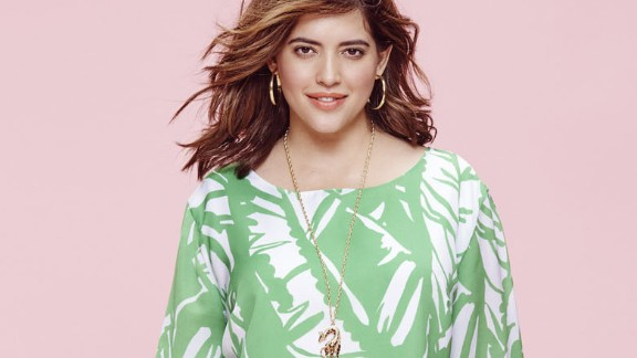 Lilly Pulitzer's limited edition collection for Target offers the queen of bold American resortwear's bold designs at discounted prices. For example, a dress similar to this one goes for around $180 at department stores. This version is priced at $38 on Target.com.