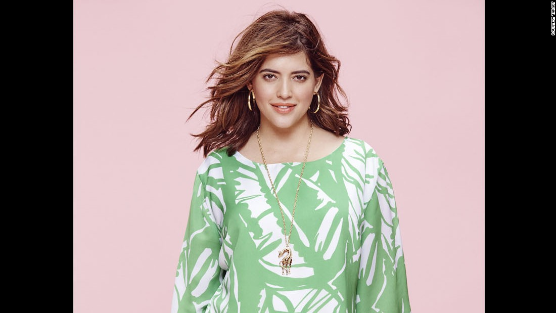 502df0f8fd Lilly Pulitzer's limited edition collection for Target offers the queen  of bold