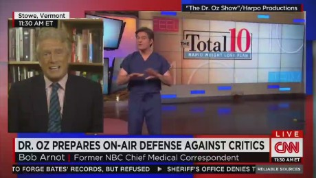 What's behind the latest Dr. Oz controversy