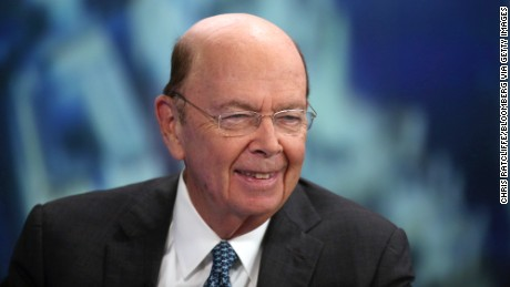 Wilbur Ross Fast Facts