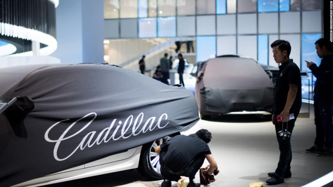 China is crucial to foreign car makers as the world's biggest auto market, but slowing economic growth and a corruption crackdown are denting its appeal as they gather for the country's premier industry show.