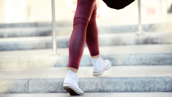A few extra steps each day can really give you a boost. If you can
