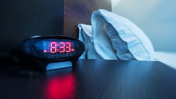 Without enough sleep, your body can