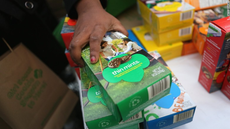 Should Girl Scouts stop selling cookies?
