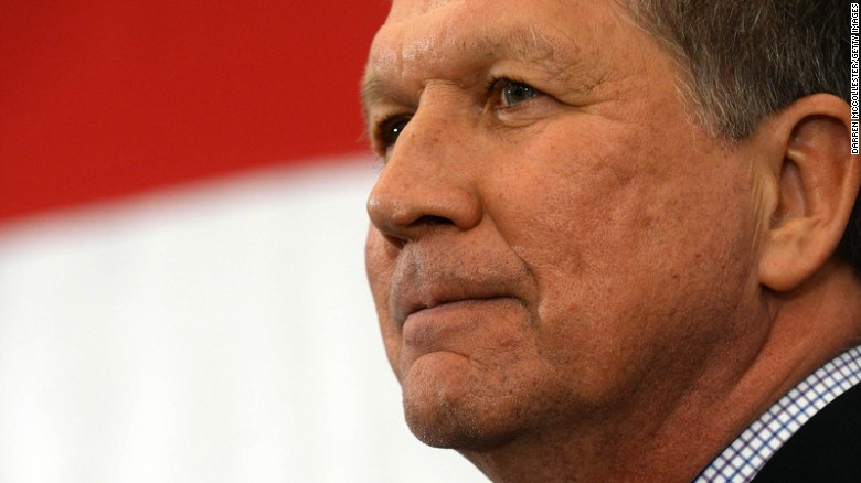 Is Gov. John Kasich running for president?