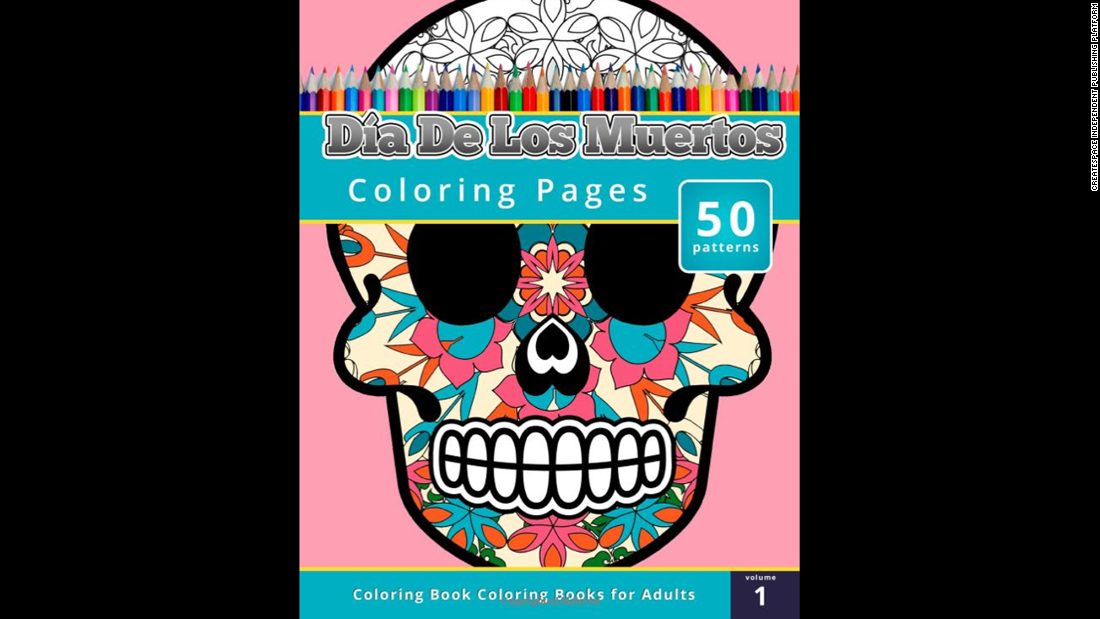 Adult coloring books topping bestseller lists - CNN