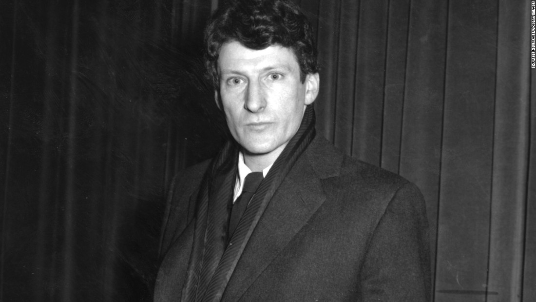 German-born British painter Lucian Freud who famously adored Soho.