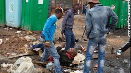 South African President calls for prosecution of perpetrators in anti-immigrant violence