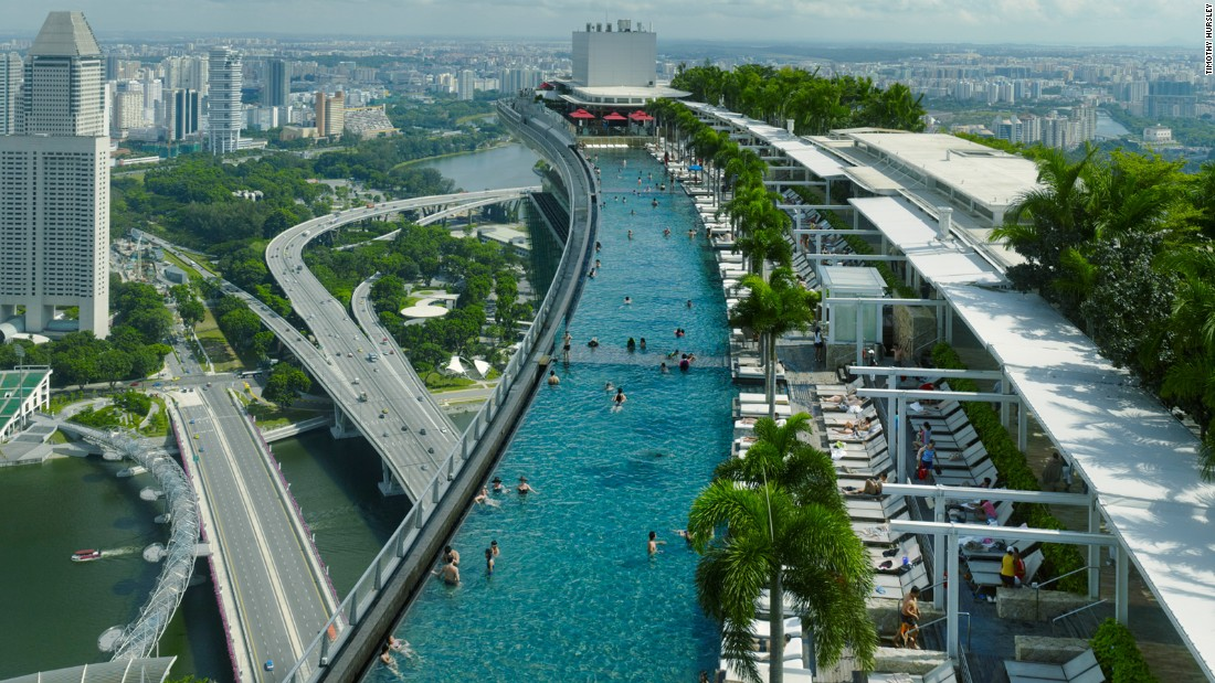Moshie Safdie On Singapore Architecture Cnn Travel
