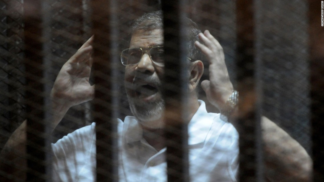 Mohamed Morsy Fast Facts