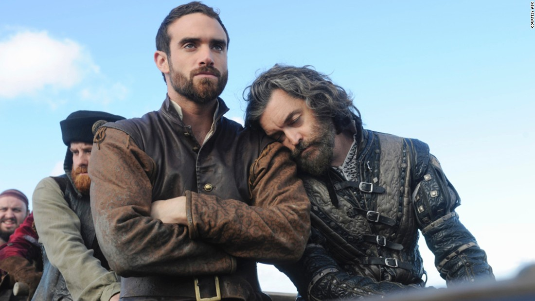 "ABC hyped the comedy musical fantasy series ""Galavant,"" but its audience was not impressive. <strong>Verdict: Renewed!</strong>"