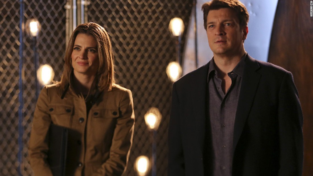 "Weeks after ending the contract of co-star Stana Katic, ABC officially canceled the detective series ""Castle."""