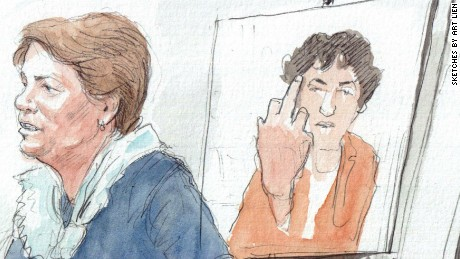 "Federal prosecutor Nadine Pellegrini argues a photo of Tsarnaev shows he's ""unrepentant."""