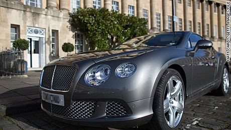 According to luxury property experts Beauchamp Estates, African buyers often want a home with parking as trophy cars are a passion amongst wealthy families