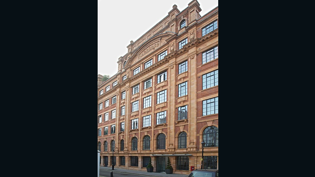 Trevor Square, a short walk from high-end department store Harrods, is attractive to the world's most wealthy. Most of the Africans spending big in London come from just six countries: Nigeria, Ghana, Congo, Gabon, Cameroon and Senegal.