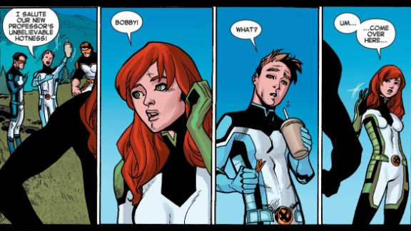 """Iceman has appeared in animated series and """"X-Men"""" movies."""